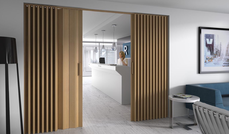 Puertas plegables puertas plegables en pvc puertas - Puertas pvc plegables ...